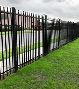 Industrial Fence Panels